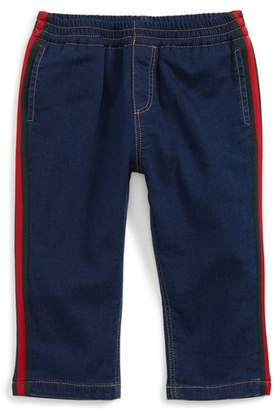 Gucci Stripe Jeans