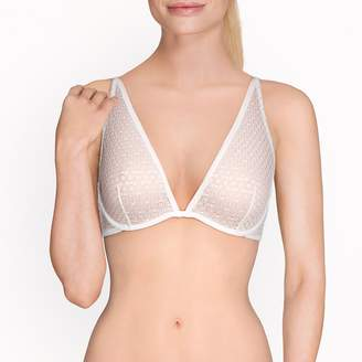 La Redoute Collections Lace Bra
