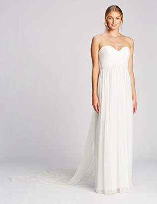 Twigs & Honey Women's Lux Tulle Cathedral Bridal Veil Train