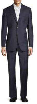 Blend of America Wool & Silk Suit