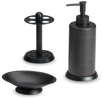 Stanton Oil Rubbed Bronze 3-Piece Bath Set