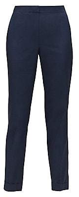 Lafayette 148 New York Women's Sanctuary Clinton-Cuff Pants