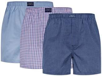 Polo Ralph Lauren Classic Cotton Boxer Shorts (Pack of 3)