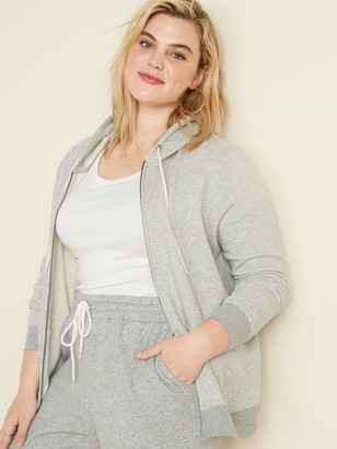 Old Navy Relaxed Plus-Size Zip Hoodie