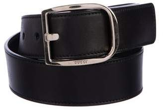 Gucci Leather Hip Belt