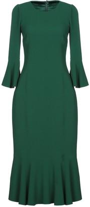 Dolce & Gabbana 3/4 length dresses