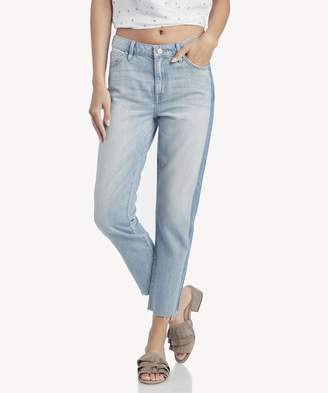 Sole Society Vintage Straight Shadow Jean