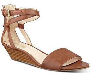Nine West 'Villain' Wedge Sandal (Women) $78.95 thestylecure.com