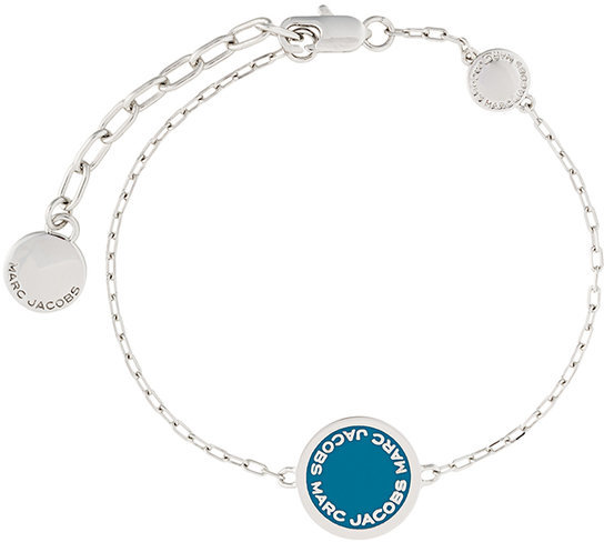 Marc JacobsMarc Jacobs logo disc bracelet