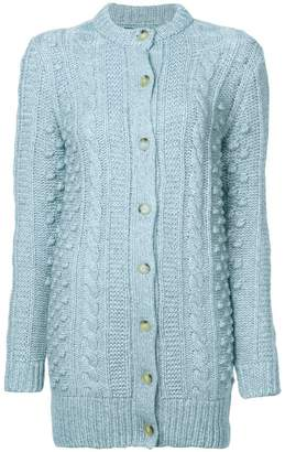 ALEXACHUNG Alexa Chung cable knit cardigan