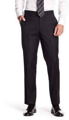 Nordstrom Trim Fit Twill Trousers