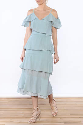 Endless Rose Frill Out Dress