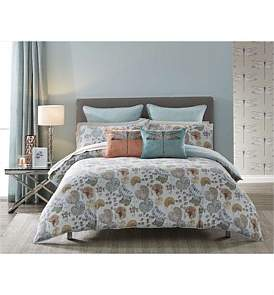 Harlequin Dardanella Queen Bed Quilt Cover