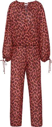 Stella McCartney Cotton-Blend Jumpsuit