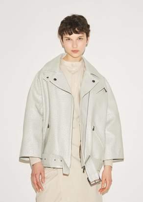 Marni Dotted Lamb Leather Jacket