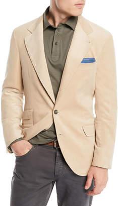 Brunello Cucinelli Men's Corduroy Sport Jacket