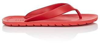 Barneys New York WOMEN'S PVC FLIP-FLOP SANDALS