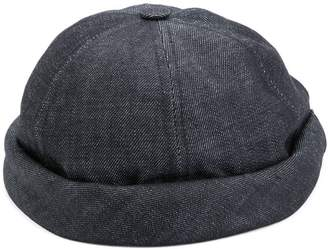 Beton Cire Miki denim sailor cap
