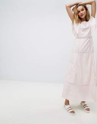 Paul & Joe Sister Frill Maxi Dress