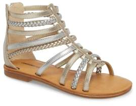 Tucker + Tate Sonja Braided Gladiator Sandal