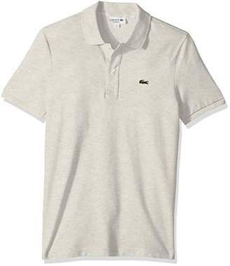 Lacoste Men's S/S Slim FIT Pique Polo