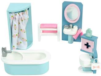 Le Toy Van Daisylane Bathroom Set