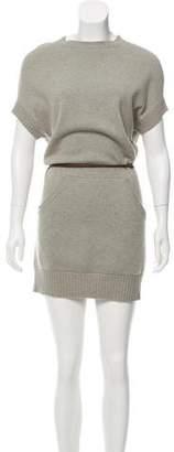 Brunello Cucinelli Cashmere Sweater Dress