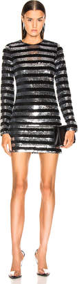 RtA Crystal Sequin Dress