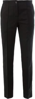 Yang Li slim fit trousers