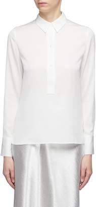 Vince Silk popover shirt