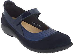 Naot Footwear Leather Adjustable Strap Mary Janes- Kirei