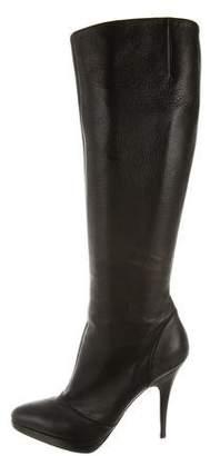 Giuseppe Zanotti Leather Over-The-Knee Boots