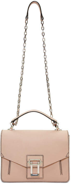 Proenza Schouler Pink Small Hava Chain Bag