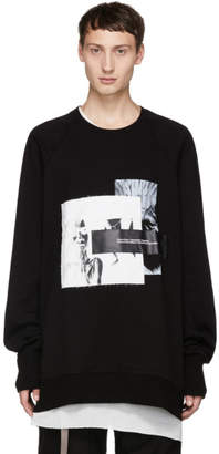 Julius Black Photos Sweatshirt