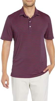 johnnie-O Myers Regular Fit Stripe Prep-Formance Polo