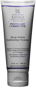 Kiehl's Photo-Age Corrector Exfoliating Cleanser