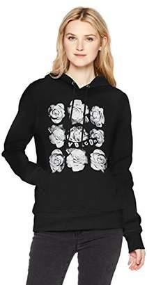 Volcom Women's Vol Stone Pullover Lined Hoody Hooded Sweatshirt,X-Small