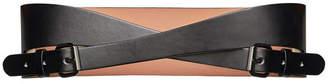 BCBGMAXAZRIA Strap Buckle Belt