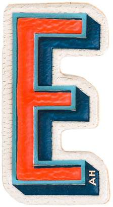 Anya Hindmarch 'E' sticker