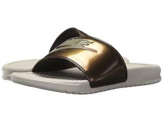 1b5ca0079 Nike Green Women s Sandals - ShopStyle