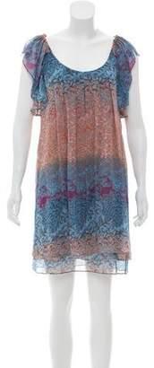Diane von Furstenberg Daisy Silk Dress