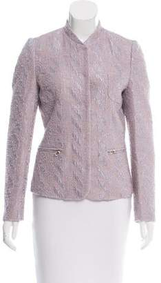 Genny Brocade Structured Jacket w/ Tags