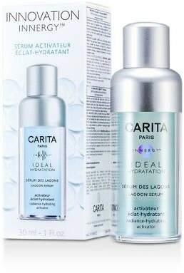 Carita NEW Innergy Ideal Hydratation Lagoon Serum 30ml Womens Skin Care