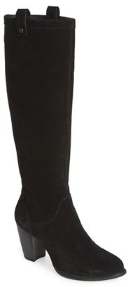 UGG ® 'Ava' Tall Water Resistant Suede Boot $224.95 thestylecure.com