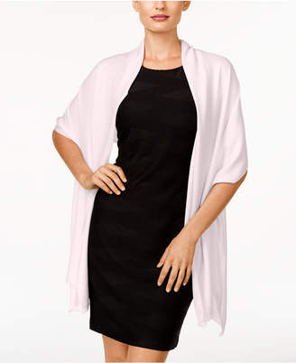 INC International Concepts Wrap & Scarf in One, Only at Macy's $36 thestylecure.com