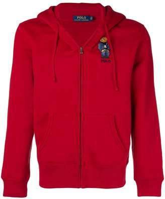 Polo Ralph Lauren zipped jacket