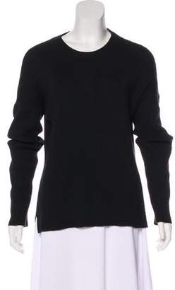 Baja East Oversize Rib Knit Sweater