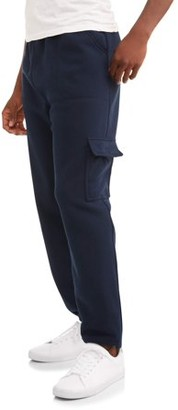 I5 Men's Cargo Pocket Fleece Sweatpant