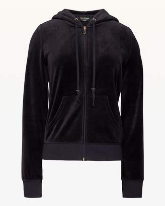 Juicy Couture Stacked Juicy Velour Robertson Jacket