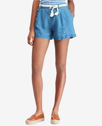 Polo Ralph Lauren (ポロ ラルフ ローレン) - Polo Ralph Lauren Linen Shorts
